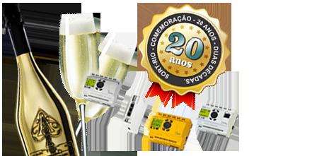 Sort-Rio Soluções Elétricas - 20 anos